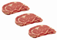 Beef Choice Boneless Ribeye Steak Value Pack (4 Steaks per Pack)