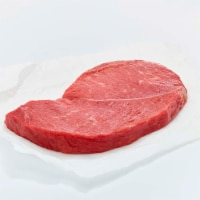 Beef Choice Boneless Round Tip Steak (2 Per Pack)