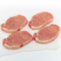 Pork Boneless Center Cut Chops (About 3 per Pack)