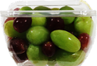 In-Store Cut Seedless Grapes Small Cup