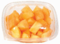 Cantaloupe  Large Cubed Fruit Cup