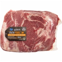 Kroger® Pork Steak Ready Shoulder Butt