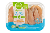Simple Truth Organic™ Air-Chilled Boneless Skinless Chicken Breast Tenders