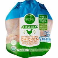 Simple Truth Organic™ Air-Chilled Whole Young Chicken with Giblets