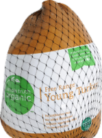 Simple Truth Organic™ Whole Free Range Young Frozen Turkey (10-14 lb)
