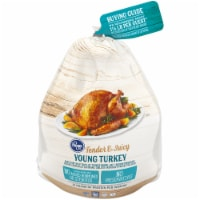 Kroger® Tender & Juicy Whole Frozen Young Turkey (20-24 lb) Limit 1 per Order