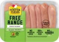 Foster Farm Free Range Chicken Breast Tenders