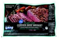 Kroger®  Flat Cut Corned Beef Brisket