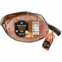 Kroger® Spiral Brown Sugar Half Ham Limit 1 per Order