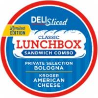 Private Selection Bologna and American Cheese Deli Combo - 24 oz