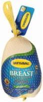 Butterball Whole Frozen Turkey Breast Small  (4 lb) - $3.29/lb
