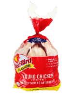 Red Bird Farms All Natural Whole Young Chicken