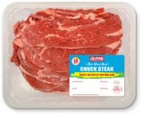Rumba Meats Thin-Sliced Beef Chuck Steak - $7.99/lb