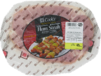 Cook's Ham Steak Bone In & Hickory Smoked
