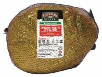 Coleman Natural Foods Uncured Bone-In Spiral Ham