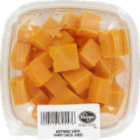 Hoffman's Super Sharp Cheddar Cheese