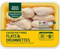 Sanderson Farms Chicken Wingettes - $3.49/lb