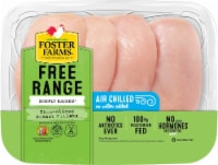 Foster Farms Simply Raised Thin-Sliced Boneless Skinless Chicken Breast Fillets