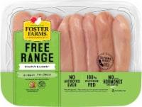 Foster Farms Free Range Simply Raised Boneless Chicken Tenders - $6.99/lb