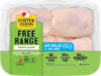 Foster Farms Free Range Simple Raised Chicken Thighs