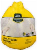 Sanderson Farms Whole Frying Chicken (Single) - $1.49/lb