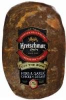 Kretschmar Off the Bone Herb & Garlic Chicken Breast
