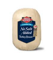 Dietz & Watson Sliced Gourmet Lite No Salt Added Turkey Breast