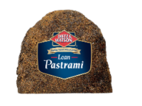 Dietz & Watson Sliced Bottom Round Lean Pastrami
