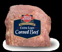 Dietz & Watson Sliced Extra Lean Corned Beef