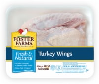 Foster Farms Fresh & Natural Turkey Wings