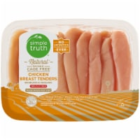 Simple Truth™ Natural Raised Cage Free Boneless & Skinless Chicken Breast Tenders