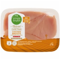Simple Truth™ Natural Raised Cage Free Boneless & Skinless Chicken Breast