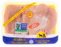 Miller's Amish Chicken Breast Thin Sliced - $5.99/lb