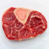 Beef Bone In Cross Cut Shank - $5.99/lb
