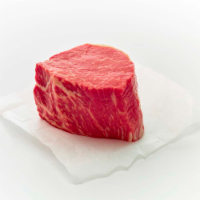 Beef Choice Tenderloin Steak (2 per Pack) - 1 lb