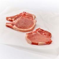 Moist & Tender Pork Bone-In Center Cut Chops Value Pack (About 8 Chops per Pack)