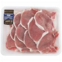 Moist & Tender™ Pork Bone-In Center Thin Cut Chops (About 8 Chops per Pack)