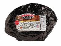 Indiana Kitchen Bourbon Glazed Spiral Sliced Honey Ham