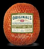 Dietz & Watson Originals Antibiotic-Free Sliced Uncured Applewood Smoked Ham