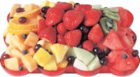 Mixed Fruit Tray Berries / Grapes / Pineapple / Cantaloupe & Kiwi