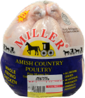 Miller Whole Frying Chicken without Giblets