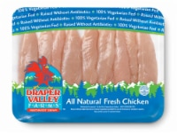 Draper Valley Farms Boneless Skinless Chicken Breast Tenderloins