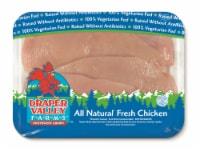 Boneless Skinless Thin Sliced Chicken Breast - 1 Lb