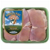 Smart Chicken Organic Boneless Skinless Chicken Thighs