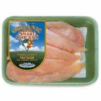Smart Chicken Organic Thin Sliced Boneless Skinless Chicken Breast