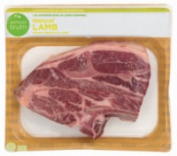 Simple Truth™ Natural Lamb Shoulder Chop