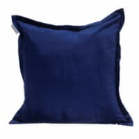 Parkland Collection Agneta Transitional Blue Throw Pillow - 1