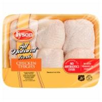 Tyson All Natural Fresh Chicken Thighs