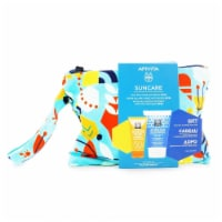 Apivita Suncare Gift Set: AntiSpot Face Cream SPF50 50ml + After Sun Cooling CreamGel 100ml (