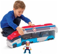 Paw Patrol - Paw Patroller Rescue & Transport Vehicle, Ages 3 and Up - 1